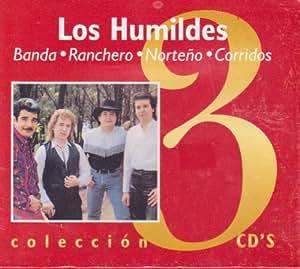 """Los Humildes """"Banda, Ranchero, Norteno, Y Corridos"""" 100 Anos De Musica"""