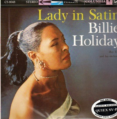Billie Holiday - Lady in Satin (Remastered) - Zortam Music