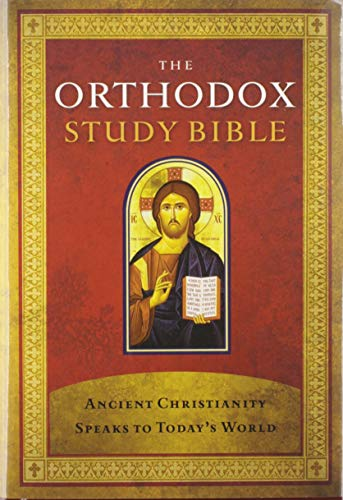 The Orthodox Study Bible, Hardcover: Ancient