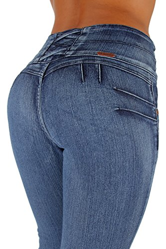 Style LA7A033MS Colombian Design Skinny product image