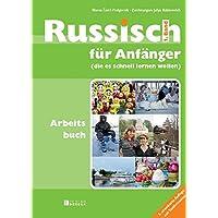 Russisch für Anfänger Arbeitsbuch: mit Testformaten + Schlüssel