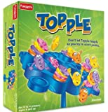 Funskool Topple, Multi Color