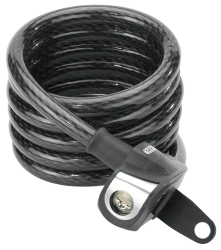 Abus Booster 670 Key Cable Bicycle Lock (15mm)