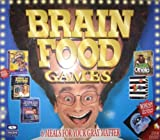 Brain Food Games - Jeopardy, Wheel of Fortune, Smart Games Word Puzzles, Othello, Zoop
