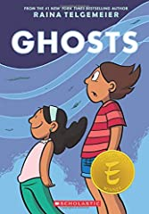 Catrina and her family are moving to the coast of Northern California because her little sister, Maya, is sick. Cat isn't happy about leaving her friends for Bahía de la Luna, but Maya has cystic fibrosis and will benefit from the cool...
