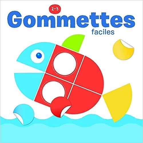 Livre Gommettes faciles 2-3 pdf ebook