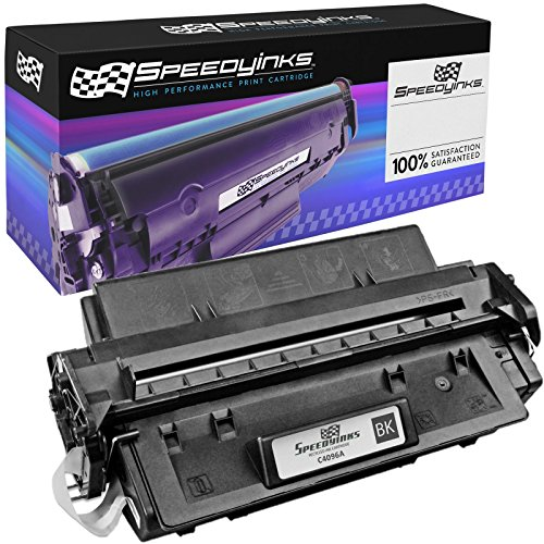 - Speedy Inks - Remanufactured Replacement for HP 96A / HP96A / C4096A Black Laser Toner Cartridge for use in 2100 & 2200 series