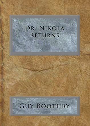 book cover of Doctor Nikola Returns