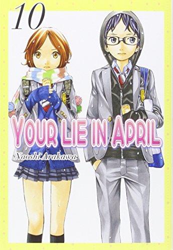 Descargar Libro Your Lie In April, Vol. 10 Naoshi Arakawa