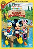 Mickey Mouse Clubhouse: Mickey's Great Outdoors [DVD + Digital Copy] (Bilingual)