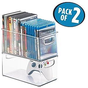Video Game Storage Cabinet