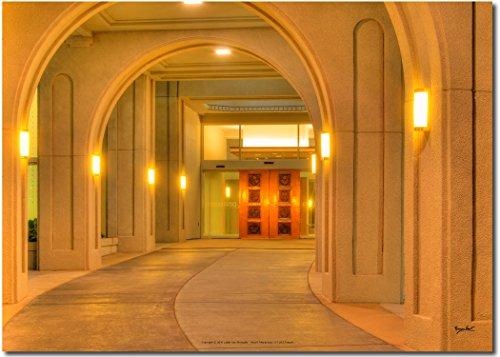 Temple Entrance - 4