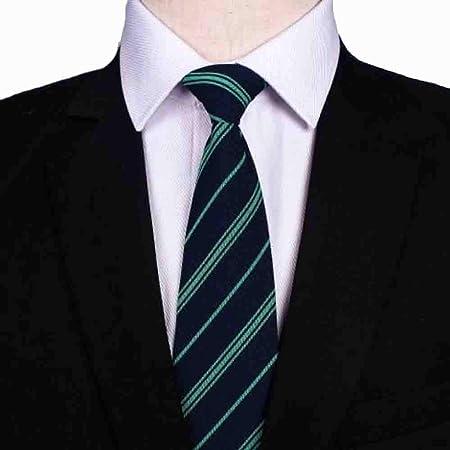 Hjyi Corbata de Vestir de Hombre, Corbata de Viento británica de ...