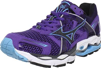 Mizuno Women's Wave Enigma Running,Prism Violet/Anthracite/Aquarius,7.5 B US