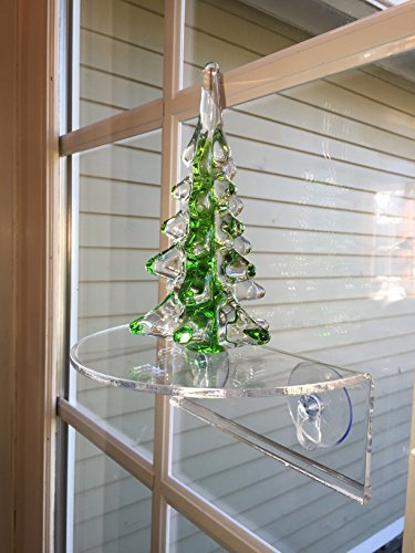 Veg Ledge Suction Cup Window Shelf Create An Indoor