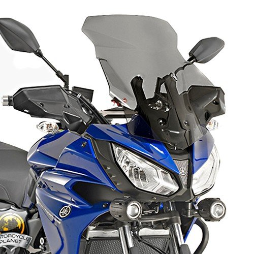 Motorrad Windschutzscheibe Yamaha MT-07 Tracer 16-18 Givi get/önt