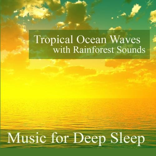 Tropical Ocean Waves Rainforest Sounds product image
