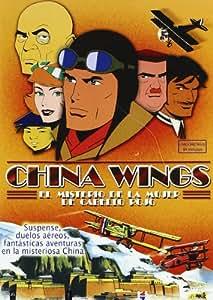 China Wings: El misterio de la mujer del cabello rojo [DVD]