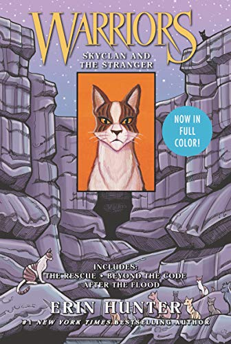 Warriors: SkyClan and the Stranger: 3 Full-Color Warriors Manga Books in 1!