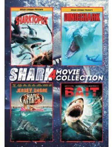 Shark 4 Dvd Set -