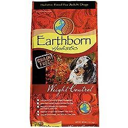 Earthborn Holistic Weight Control Grain Free Dry Dog Food, 28 Lb.