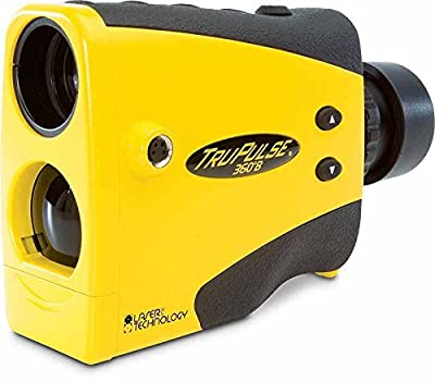 LASER Technology TruPulse 360B Laser Rangefinder, Yellow by LASER Technology