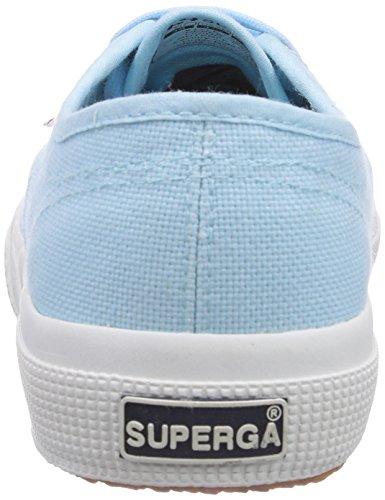 Superga Adulto Blu Sf68 Crystal Unisex Sneakers Azul 44waqHRU