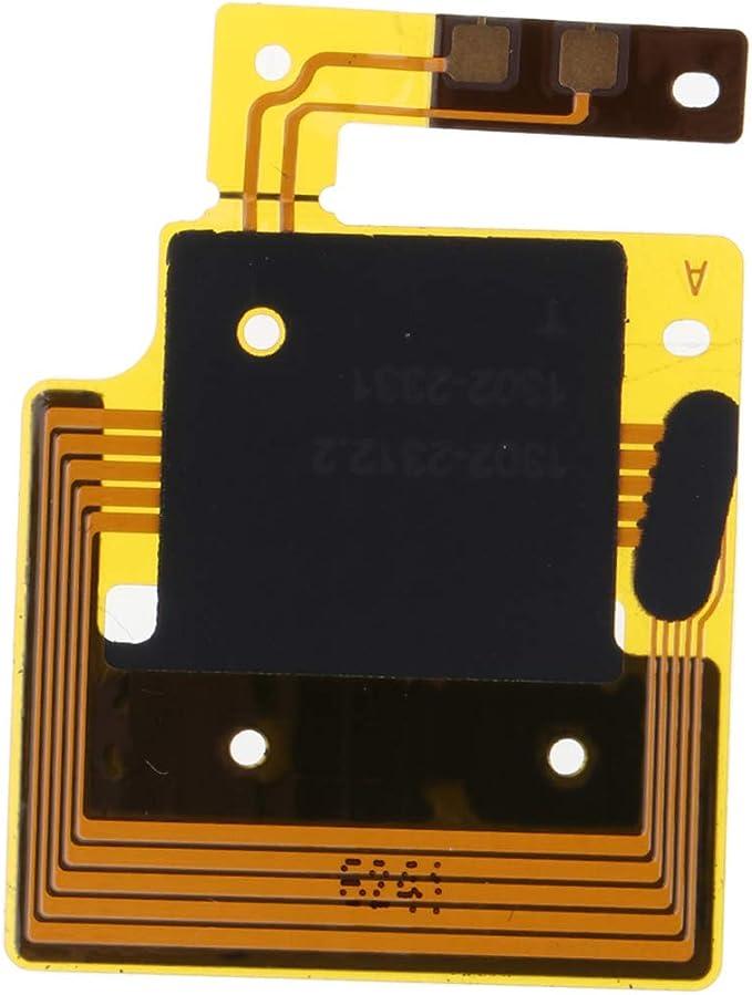 FLAMEER NFC Sensor Antena Chip de reinstalación Piezas para ...