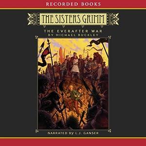 The Everafter War Audiobook