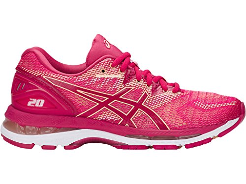 B Nimbus Asics US M 7 Shoe Gel 20 Rose Running Womens EE4q8