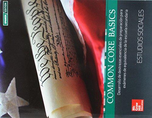 Common Core Basics Spanish Core Subject Module Social Studies Student Edition (BASICS & ACHIEVE) (Spanish Edition)