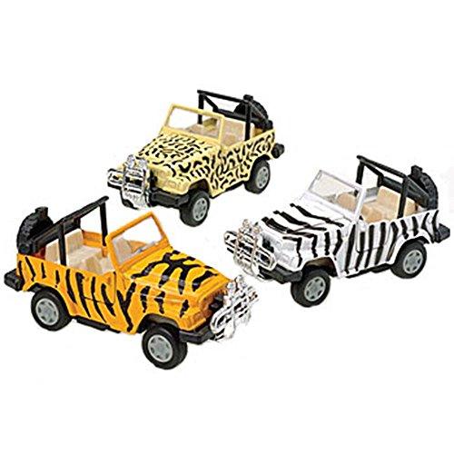 U.S. Toy Toy Vehicles (Safari Vehicle)