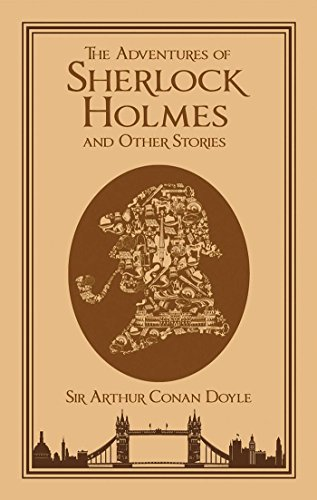 (The Adventures of Sherlock Holmes and Other Stories (Leather-bound Classics))