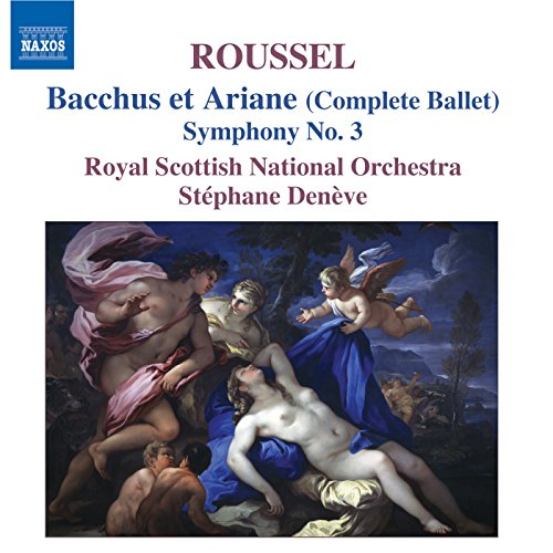 Bra Surgi (Bacchus et Ariane, Op. 43: Elle tombe dans les bras de Bacchus qui a surgi derriere la crete du roc (She falls into the arms of Bacchus, who has appeared suddenly behind the summit))