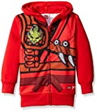 Lego Little Boys' Character Hoodie, Red, 4