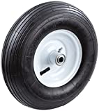 Tricam FR2200 Pneumatic Replacement Tire for Wheelbarrows and Utility Carts, 13-Inch