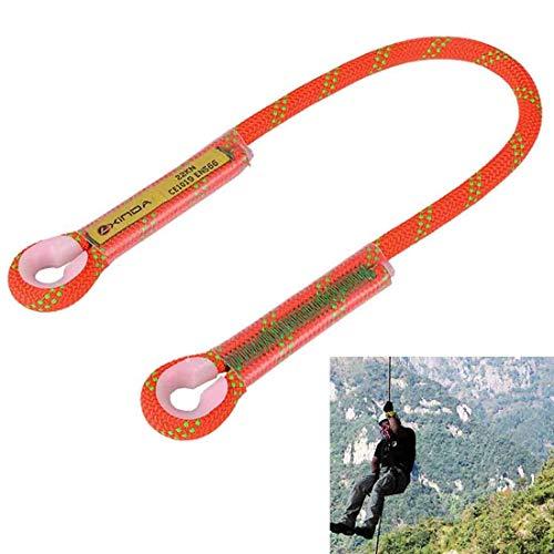 Perfect House Hermoso Seguridad al Aire Libre Escalada en Roca Cuerda de prevención de caídas Alpinismo para el Alpinismo,...