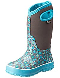 Bogs Kids Classic Sweet Pea Waterproof Winter & Rain Boot (Toddler/Little Kid/Big Kid)