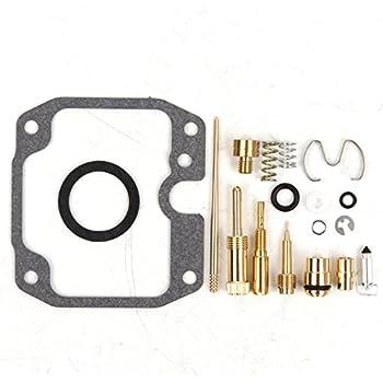 OEM QUALITY 1988-2002 Kawasaki KLF 220 Bayou Carburetor Rebuild Kit Carb Repair
