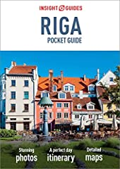 Insight Guides Pocket RigaLet us guide you on every step of your travels...The definitive pocket-sized travel guide.Compact, concise and packed full of essential information about where to go and what to do, this is the ideal on-the-mo...
