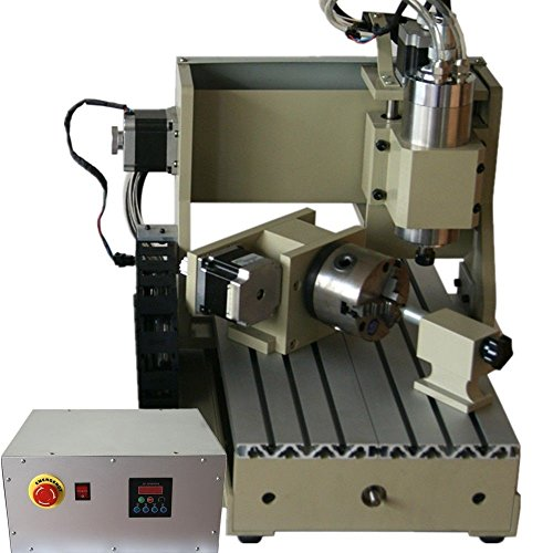 CNCEST 4Axis 800W 110V CNC 3020T Router Engraver/Engraving Drilling