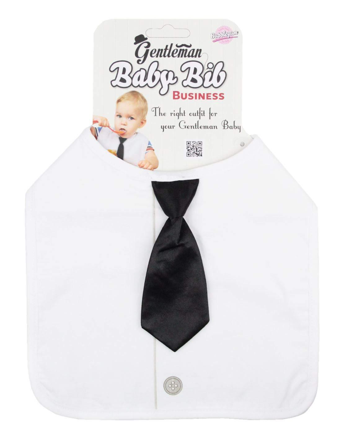 Baby Lätzchen mit Krawatte Bild