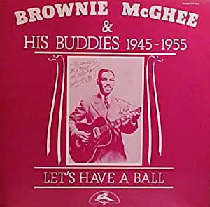 Brownie McGhee, Jack Dupree, Sticks McGhee, Big Chief