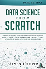 ☆★Buy the Paperback version of this book, and get the Kindle eBook version included for FREE★☆If you are looking to start a new career that is in high demand, then you need to continue reading.Data scientists are changing the way big data is ...