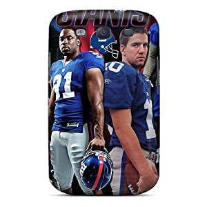 High Quality Shock Absorbing Case For Galaxy S3-new York Giants