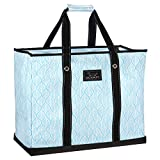 SCOUT 3 Girls Bag, Extra Large Water Resistant, Tote Bag, For the Beach, Pool and Everyday Use, Zips Closed, Kate Treegan