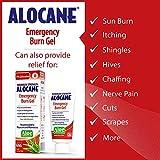Alocane Emergency Burn Gel, 4% Lidocaine Maximum