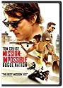 Mission: Impossible - Rogue Nation [DVD]<br>