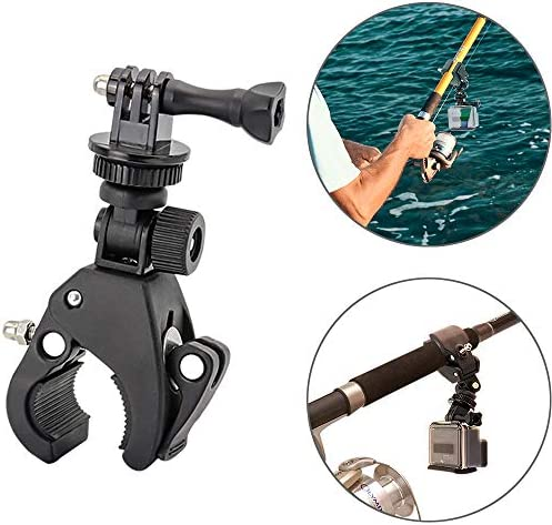 Easy Mounted Fishing Camera Clamp Session product image