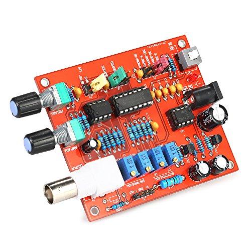 Signal Generator Oscilloscope (Generator FG8038(ICL8038), KKmoon Adjustable Signal Generator, High Precision Function Simulator Module DIY for Square/Triangle/Sine Wave Output 3Hz-300kHz Frequency Amplitude)